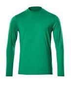 20181-959-333 Camiseta, manga larga - verde hierba