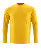 20181-959-70 Camiseta, manga larga - Mostaza