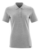 20193-961-08 Polo - gris-moteado