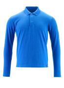 20483-961-91 Polo, manga larga - azul celeste