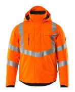 20535-231-14 Chaqueta de invierno - naranja de alta vis.