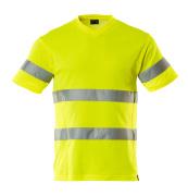 20882-995-17 Camiseta - amarillo de alta vis.