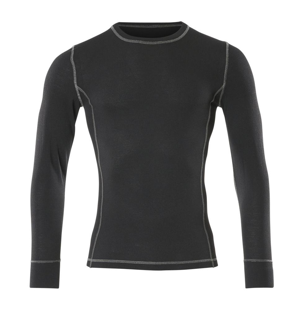 50027-871-09 Camisa interior funcional - negro