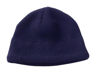 50077-843-010 Sombrero de punto - azul marino oscuro