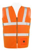 50107-310-14 Chaleco de tráfico - naranja de alta vis.