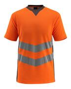 50127-933-1418 Camiseta - naranja de alta vis./antracita oscuro
