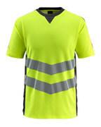 50127-933-1709 Camiseta - amarillo de alta vis./negro