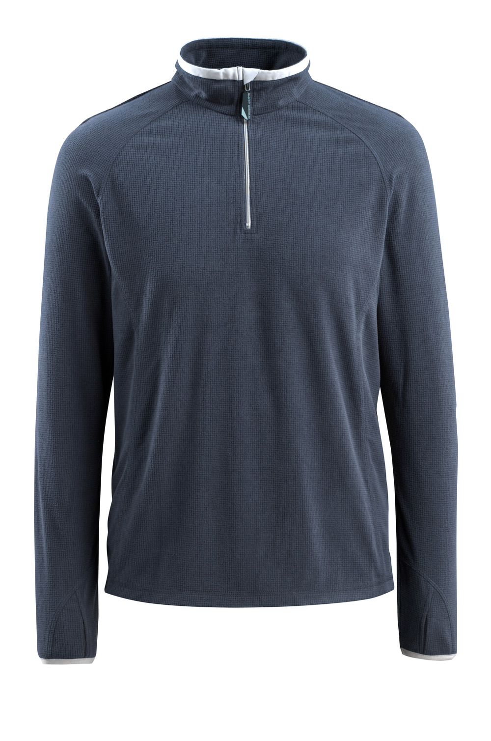 50148-239-010 Jersey polar con media cremallera - azul marino oscuro