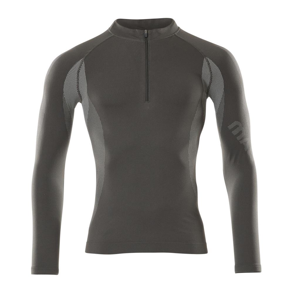50177-870-18 Camisa interior funcional - antracita oscuro