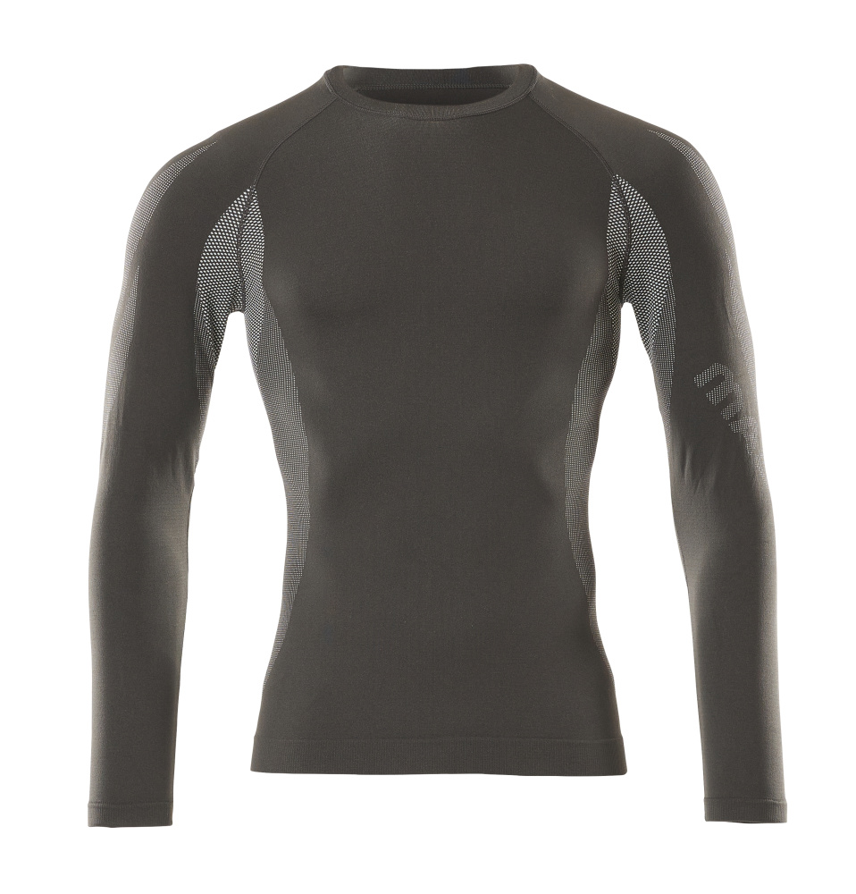 50178-870-18 Camisa interior funcional - antracita oscuro