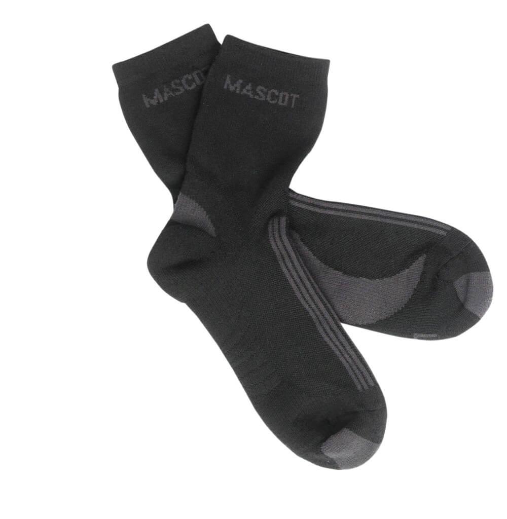 50410-881-0918 Calcetines - negro/antracita oscuro