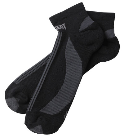 50411-881-0918 Calcetines - negro/antracita oscuro