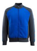 50565-963-11010 Sudadera con cremallera - azul real/azul marino oscuro