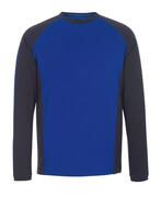 50568-959-11010 Camiseta, manga larga - azul real/azul marino oscuro