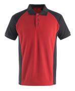 50569-961-0209 Polo - rojo/negro