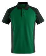 50569-961-0309 Polo - verde/negro