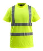 50592-972-17 Camiseta - amarillo de alta vis.