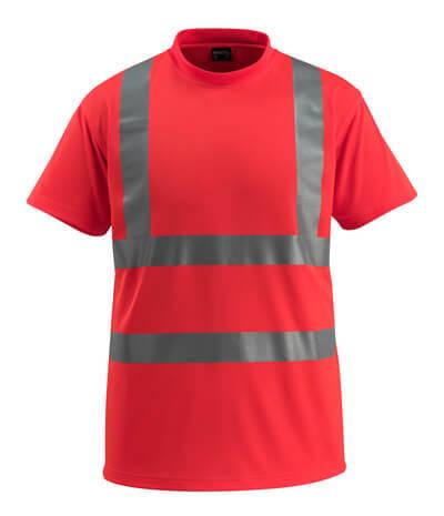 50592-976-222 Camiseta - rojo de alta vis.
