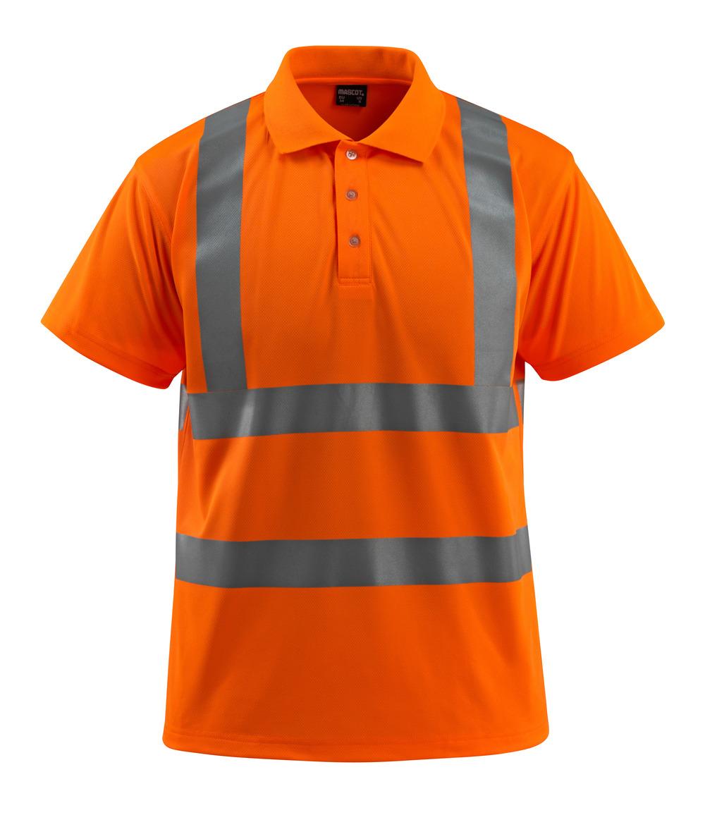 50593-972-14 Polo - naranja de alta vis.