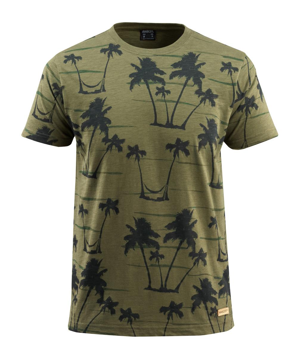 50596-983-33 Camiseta - verde musgo