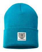 50603-974-93 Sombrero de punto - petróleo