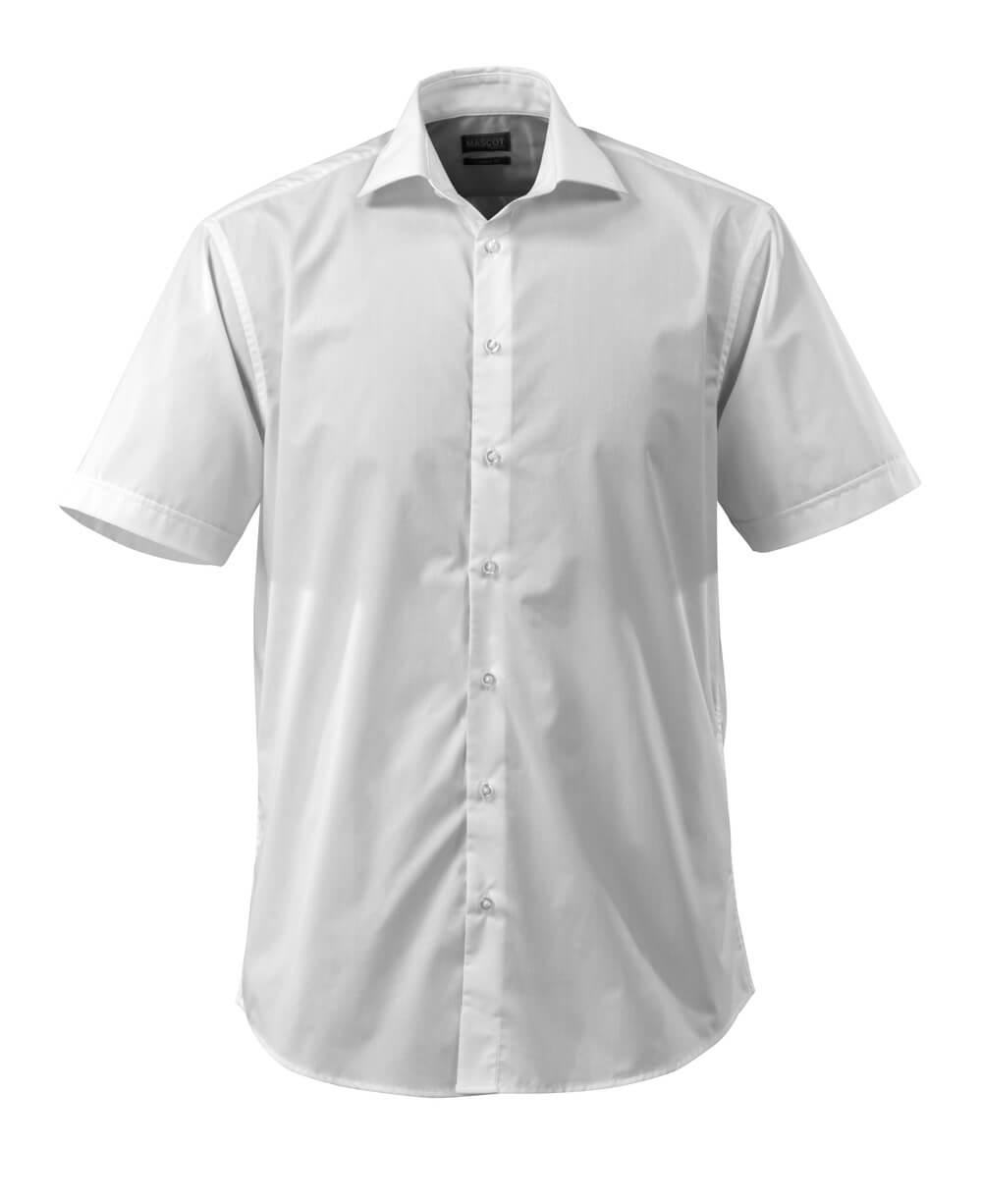 50632-984-06 Camisa, manga corta - blanco