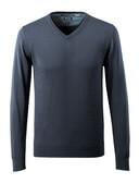 50635-989-010 Jersey de punto - azul marino oscuro