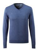 50635-989-41 Jersey de punto - azul-moteado
