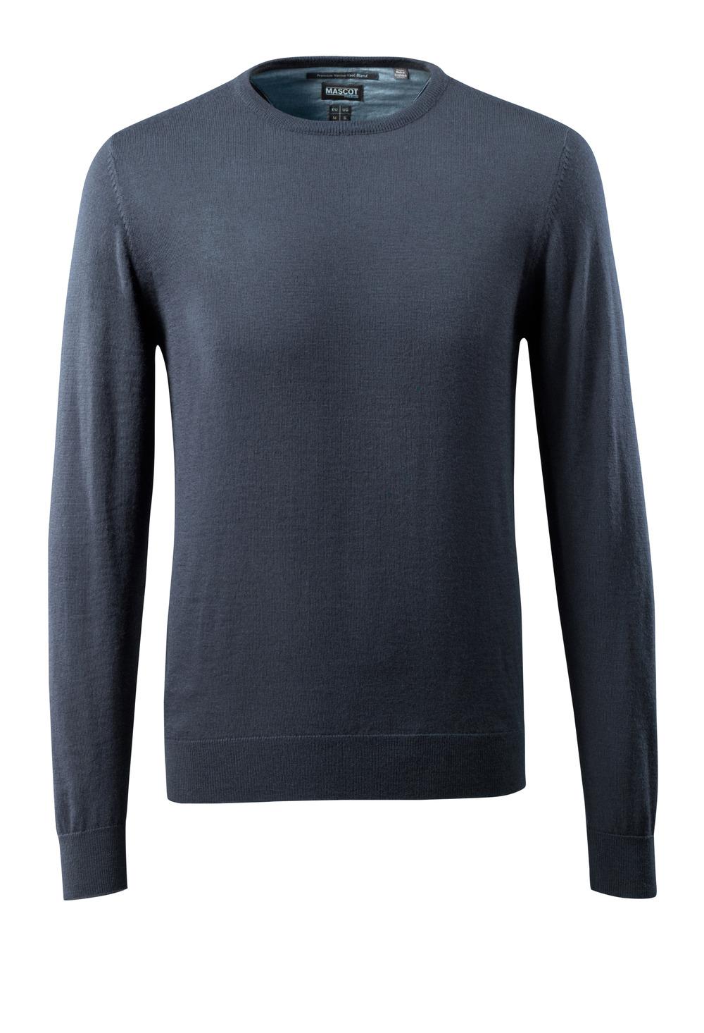 50636-989-010 Jersey de punto - azul marino oscuro