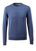 50636-989-41 Jersey de punto - azul-moteado