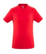 51579-965-202 Camiseta - rojo tráfico