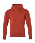 51589-970-02 Sudadera con capucha - rojo