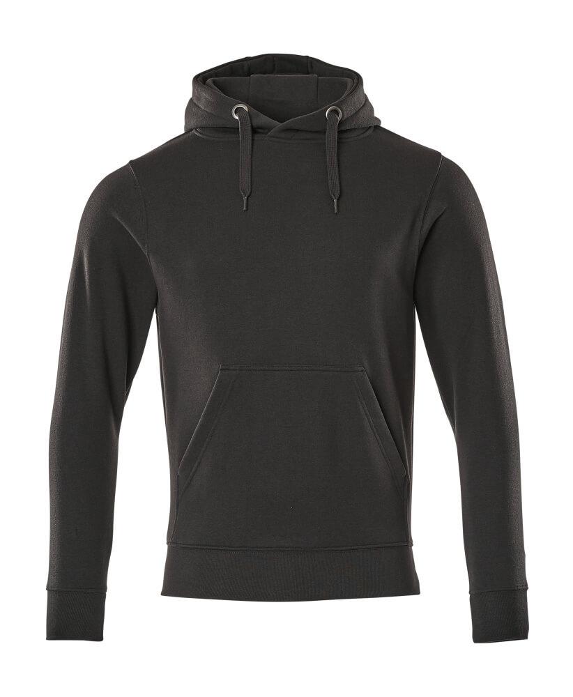 51589-970-09 Sudadera con capucha - negro