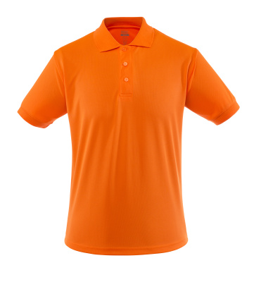 51626-949-14 Polo - naranja de alta vis.