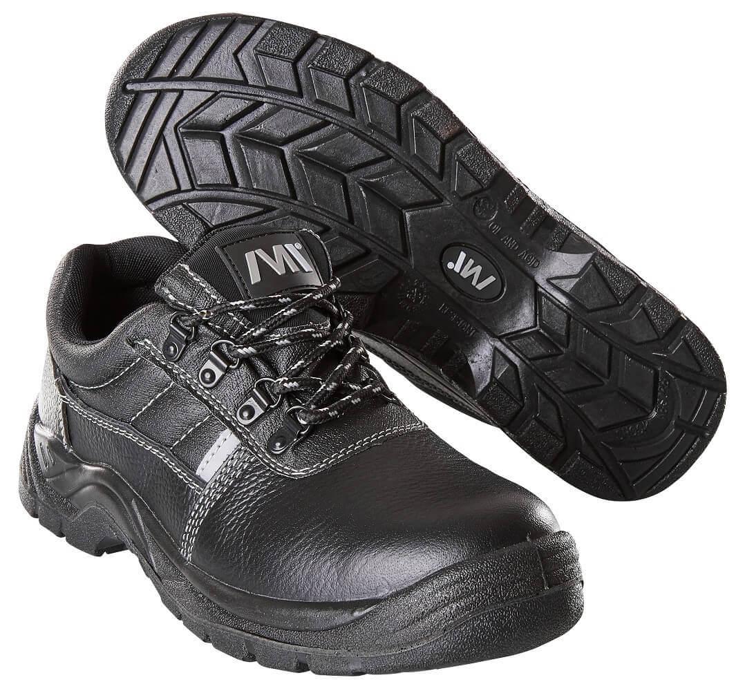 F0003-910-09 Zapatos de seguridad - negro