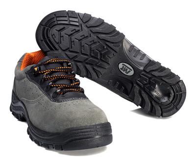 F0007-903-8889 Zapatos de seguridad - antracita/negro