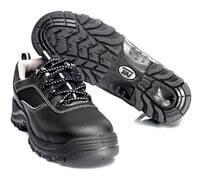 F0008-902-09 Zapatos de seguridad - negro