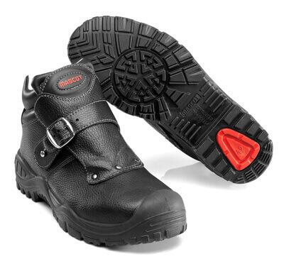 F0072-911-09 Botas de seguridad - negro