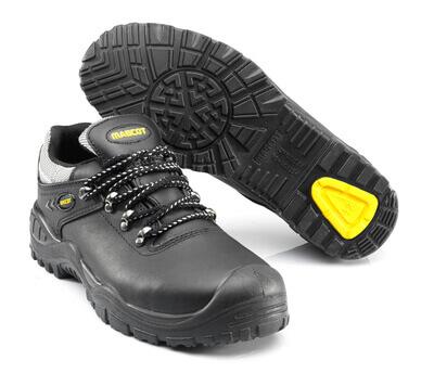F0073-902-0907 Zapatos de seguridad - negro/amarillo