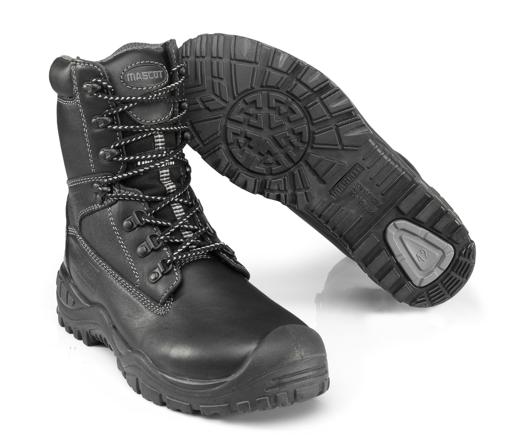 F0084-902-09 Botas de seguridad - negro