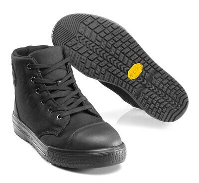 F0095-906-09 Botas de seguridad - negro