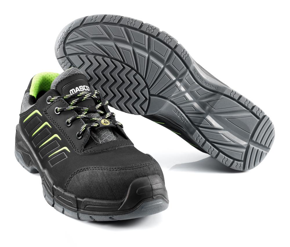 F0110-937-09 Zapatos de seguridad - negro