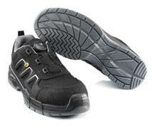 F0111-937-09 Zapatos de seguridad - negro