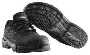 F0113-937-09 Zapatos de seguridad - negro