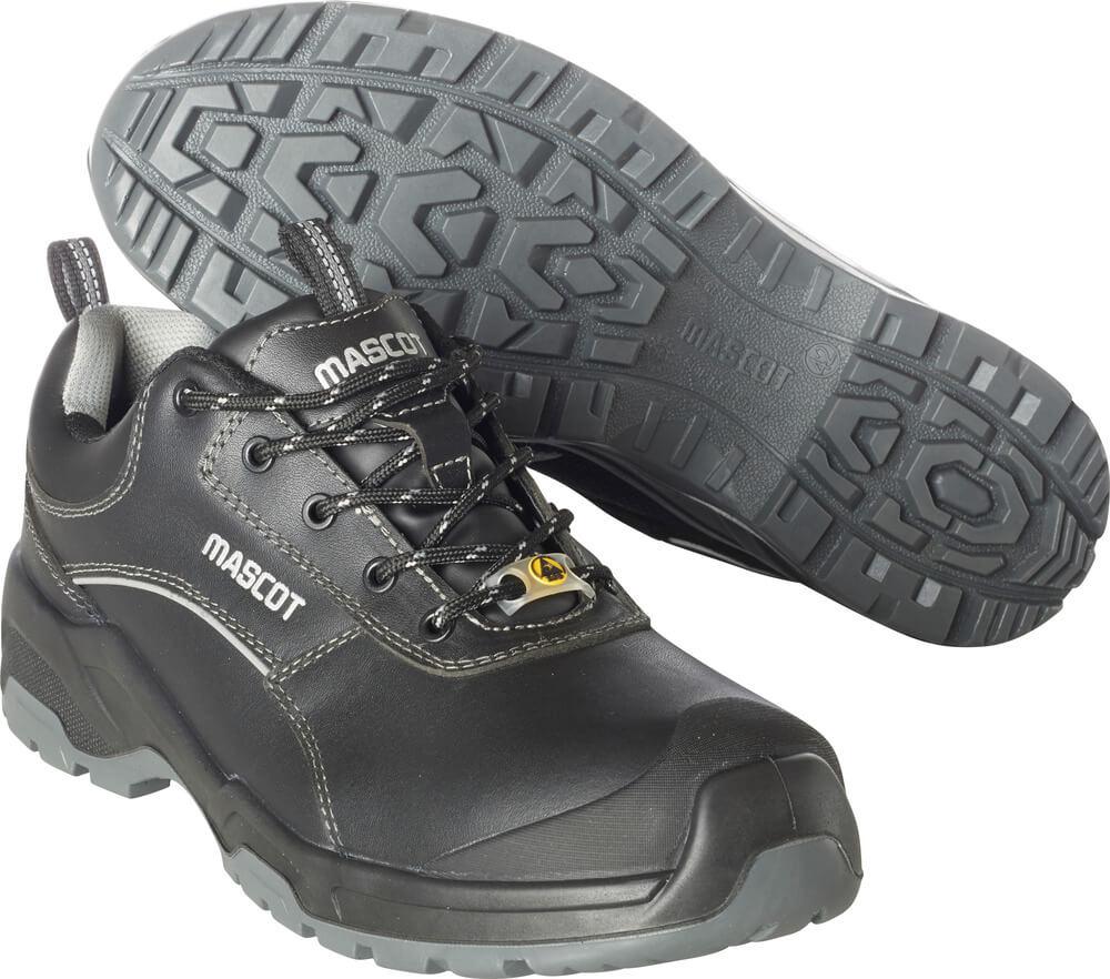 F0127-775-09 Zapatos de seguridad - negro