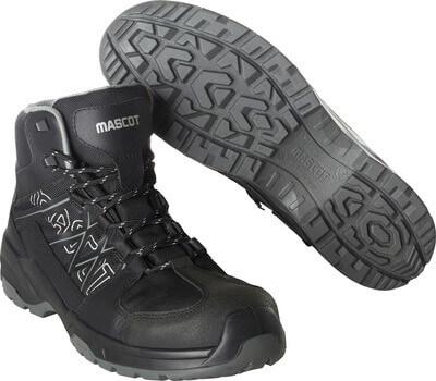 F0129-947-09 Botines de seguridad - negro