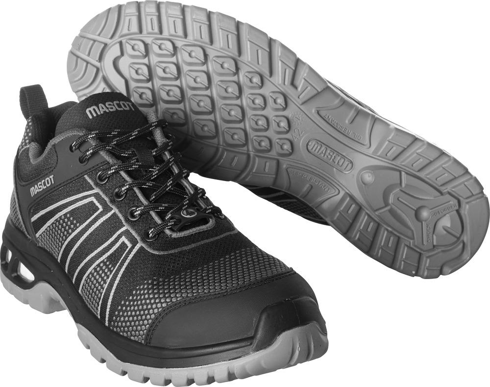 F0130-849-09888 Zapatos de seguridad - negro/antracita