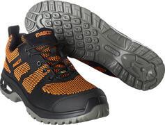 F0131-849-01033 Zapatos de seguridad - azul marino oscuro/verde lima