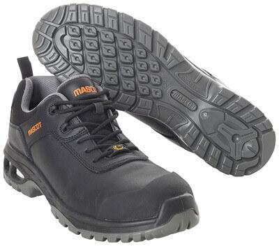 F0134-902-09 Zapatos de seguridad - negro