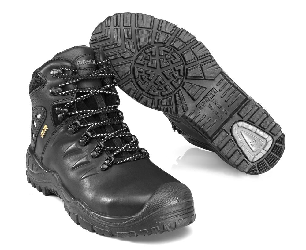 F0169-902-09 Botas de seguridad - negro